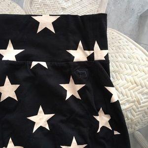 ✨ 2 For $20   PINK Star Mini Skirt